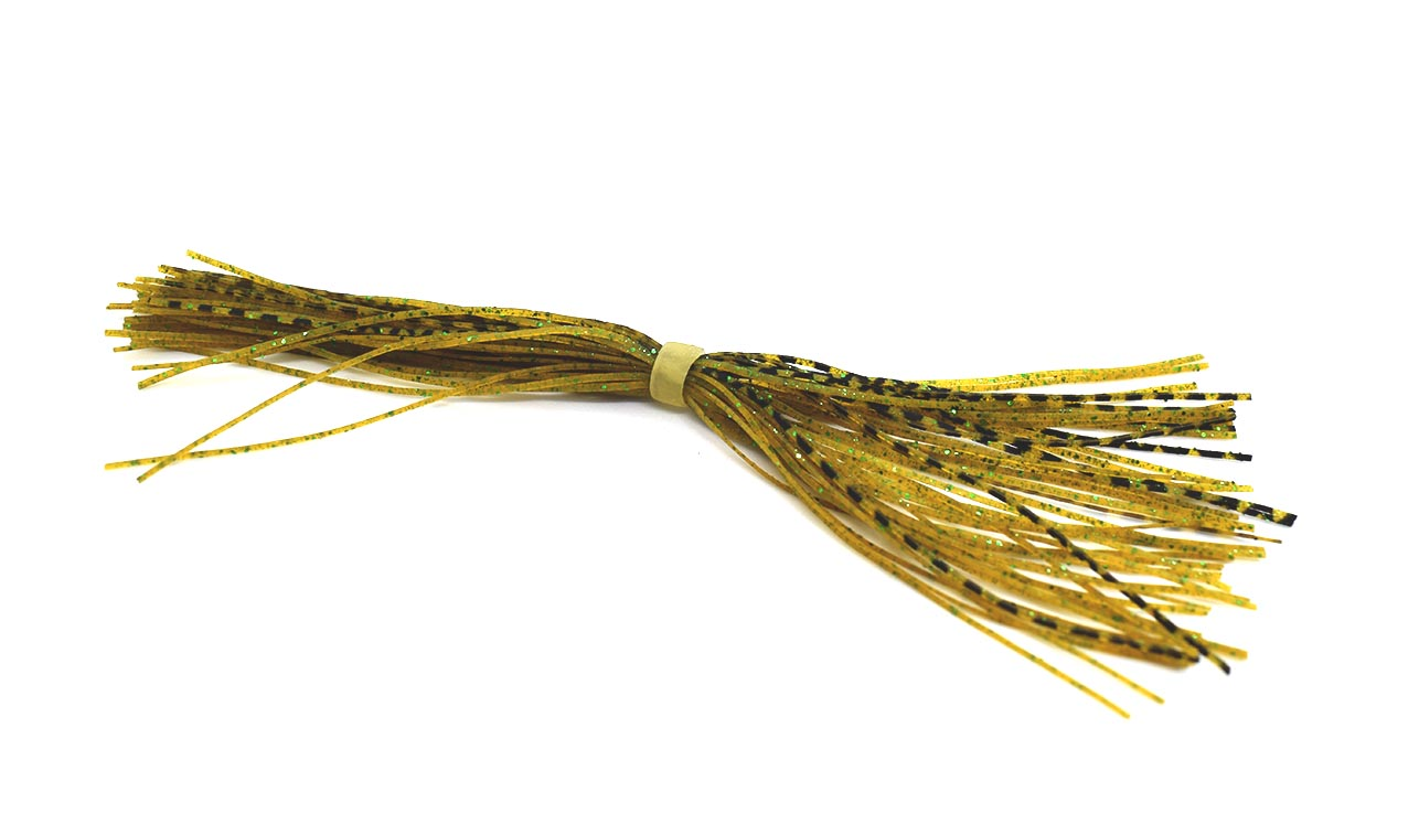 014 finesse green spinnerbait skirt