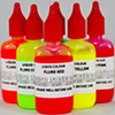 Fluro Liquid Colours