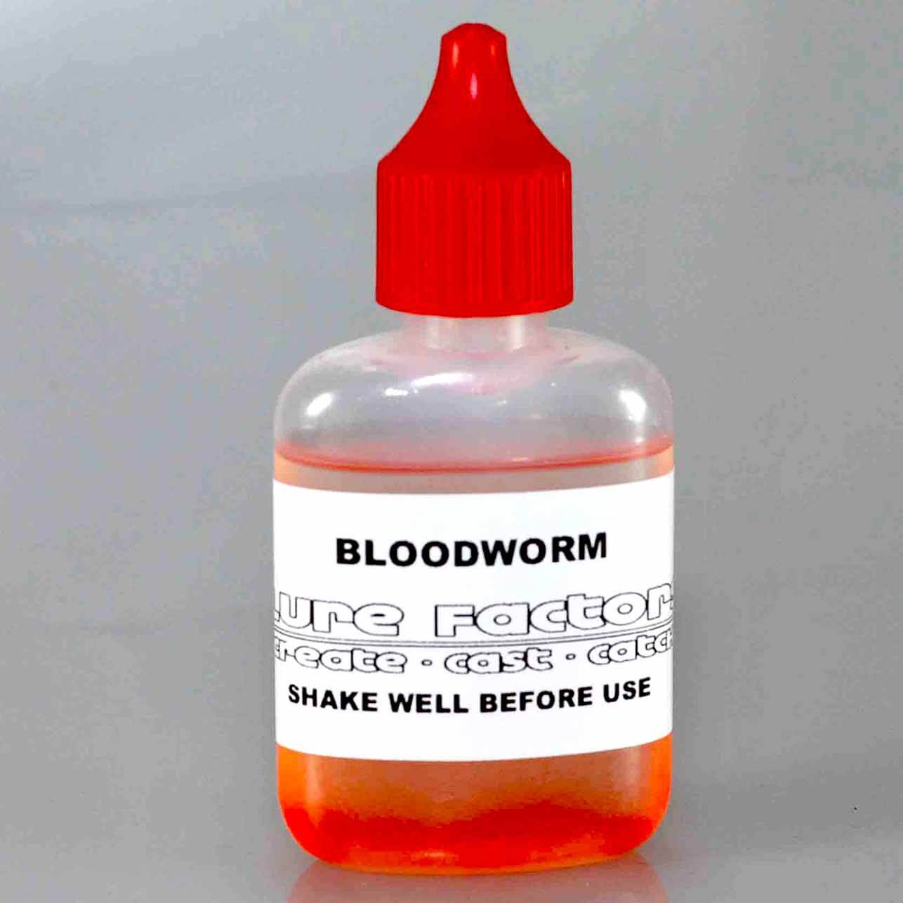 Bloodworm scent
