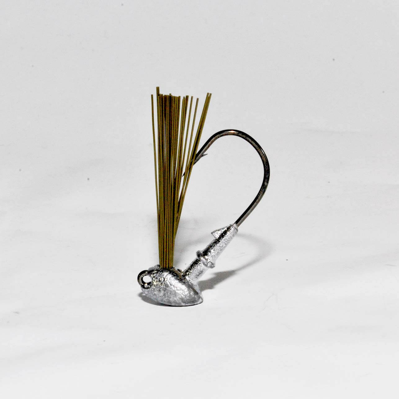 Brush jig head 4/0-10g